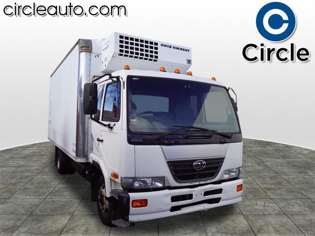 2008 Nissan Ud23lp 25995gvw Refrigerated Truck