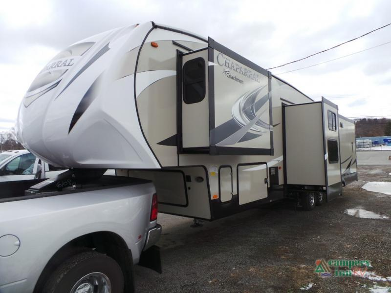 2017 Coachmen Rv Chaparral 360IBL
