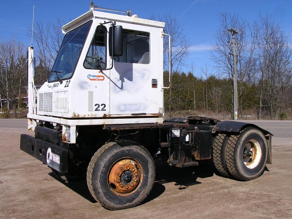 1988 Ottawa Yt30 Yard Spotter Truck