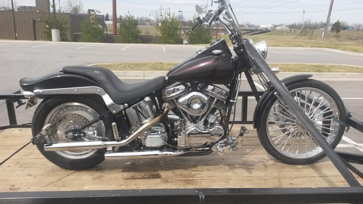 2001 Harley-Davidson PANHEAD