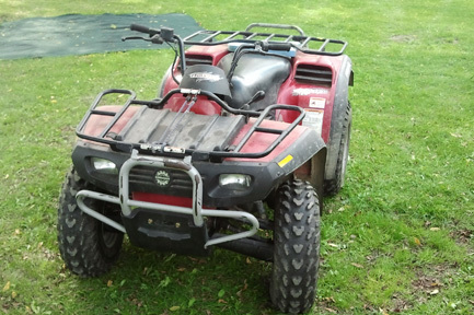 2001 Can Am Bombardier