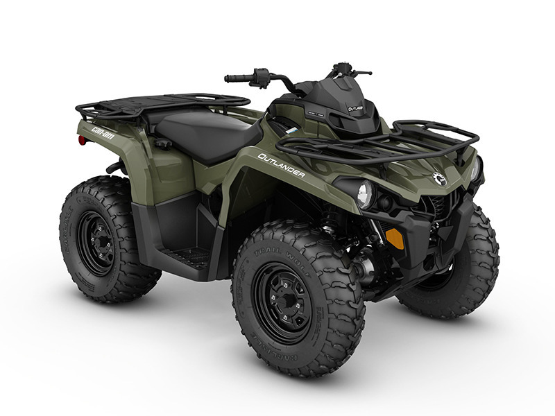 2017 Can-Am Outlander 570