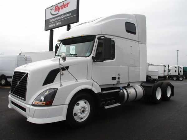 2012 Volvo Vnl64t Conventional - Sleeper Truck