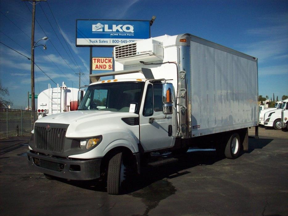 2012 International Terrastar  Refrigerated Truck