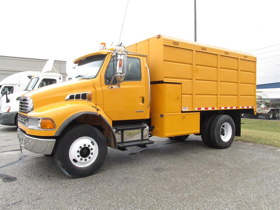 2003 Sterling Acterra  Chipper Truck