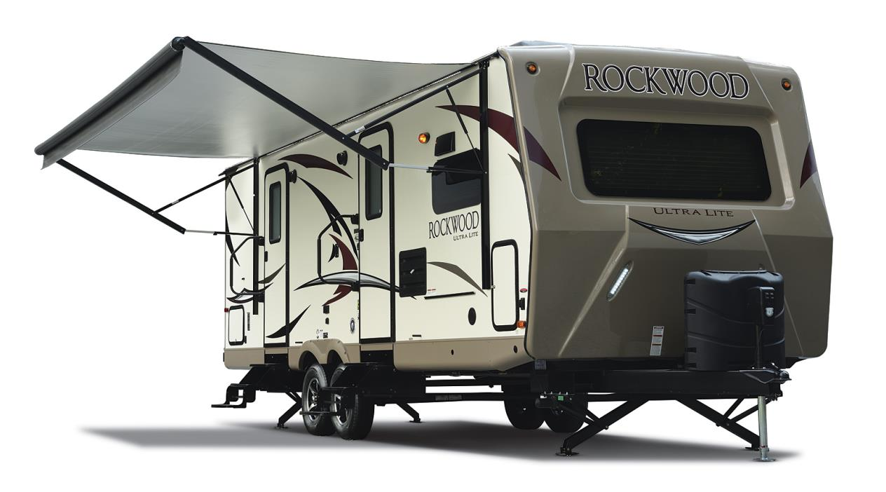 2017 Forest River Rockwood Ultra Lite 2606WS