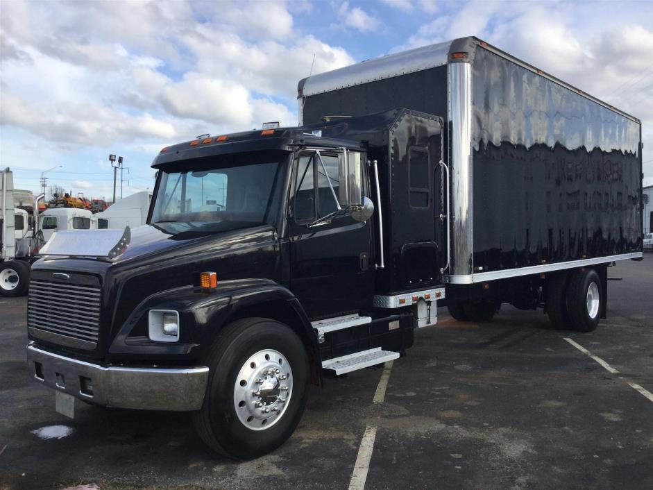 1998 Freightliner Fl70 Box Truck - Straight Truck