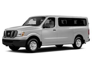 2017 Nissan Nv Passenger Passenger Van