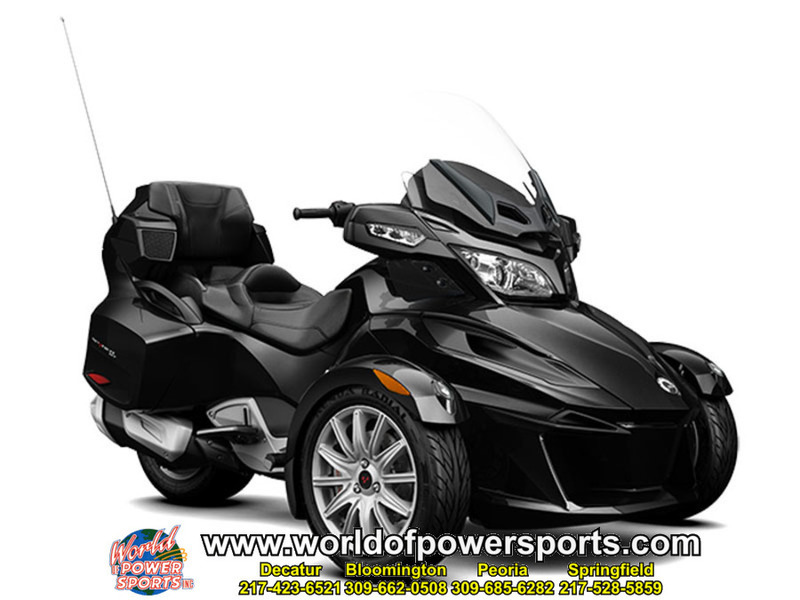 2016 Can-Am SPYDER SPYDER RT SM6