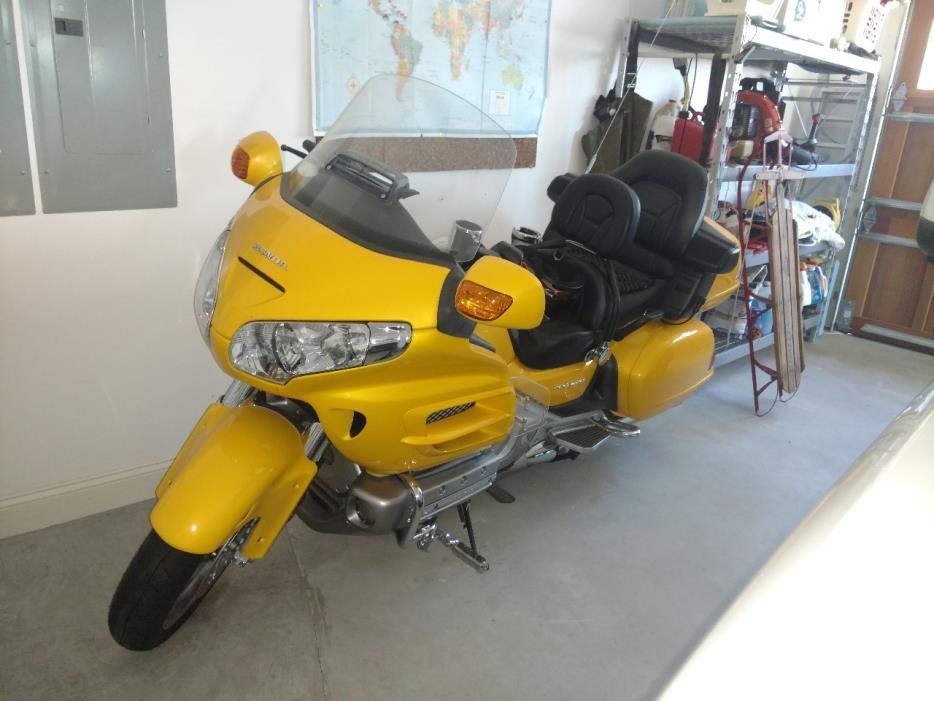 2010 Honda GOLD WING 1800 ABS