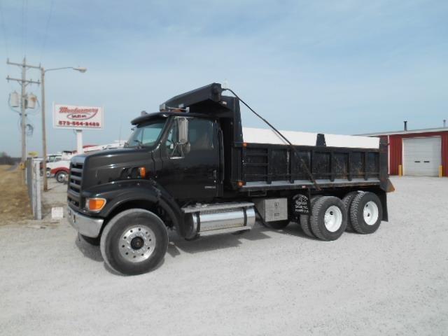 1999 Sterling 9513 Dump Truck