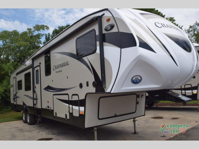 2017 Coachmen Rv Chaparral 371MBRB