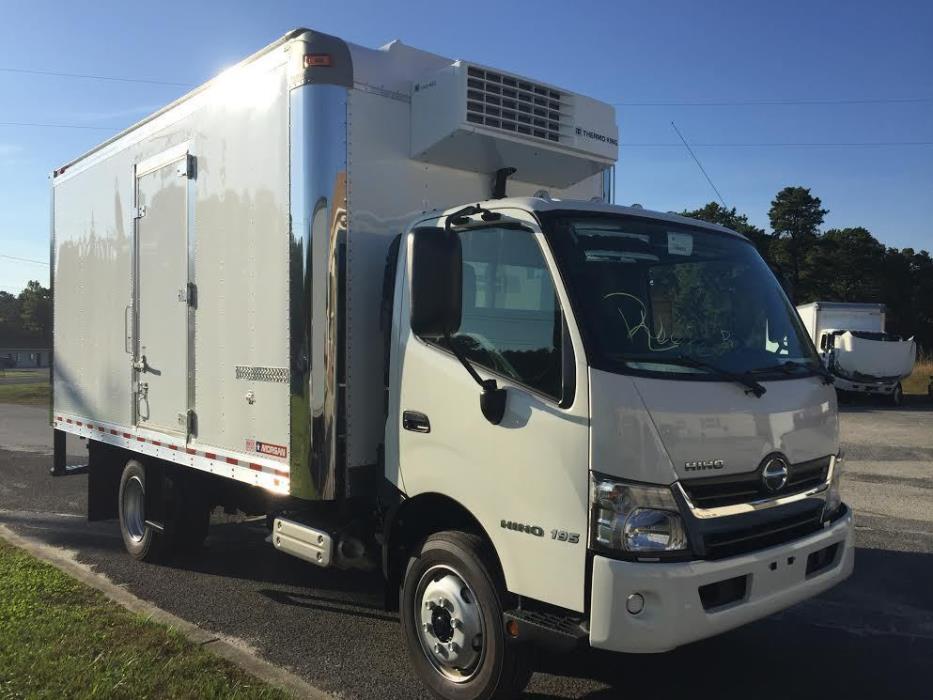 2017 Hino 195 Refrigerated Truck