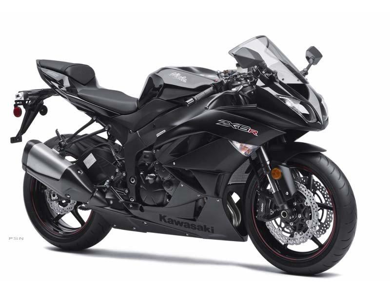 2012 Kawasaki Ninja ZX™-6R