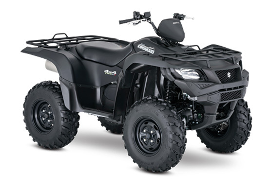 2016 Suzuki KINGQUAD 750 AXI POWER STEERING SPECIAL EDITION MATTE B