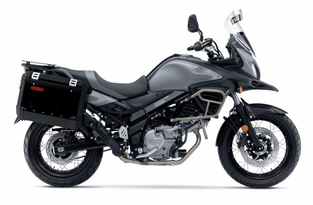2015 Suzuki V-STROM 650 XT ABS