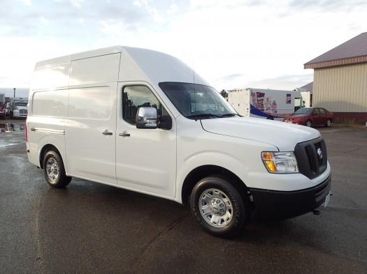 2016 Nissan 2500 Hd Cargo Van