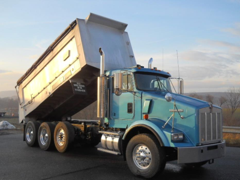 Kenworth cars for sale in PennsylvaniaNew Kenworth Dump Trucks For Sale In Pa