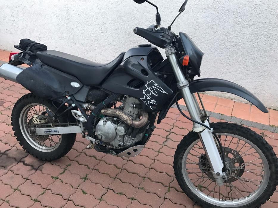 1994 Kawasaki KLX 650