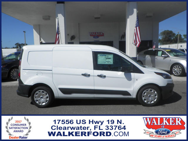 2017 Ford Transit Connect Xl Van  Cargo Van
