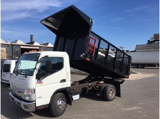 2017 Mitsubishi Fuso Fe180 Landscape Truck