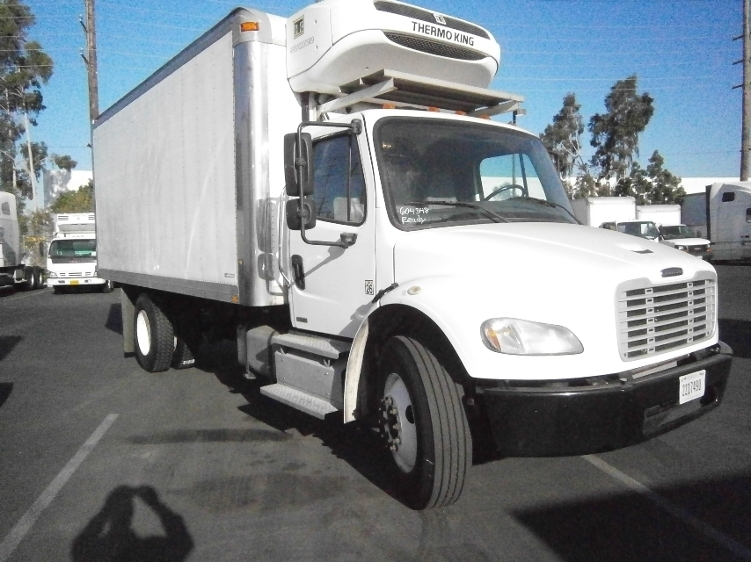 2011 Freightliner Business Class M2 106  Refrigerated Truck