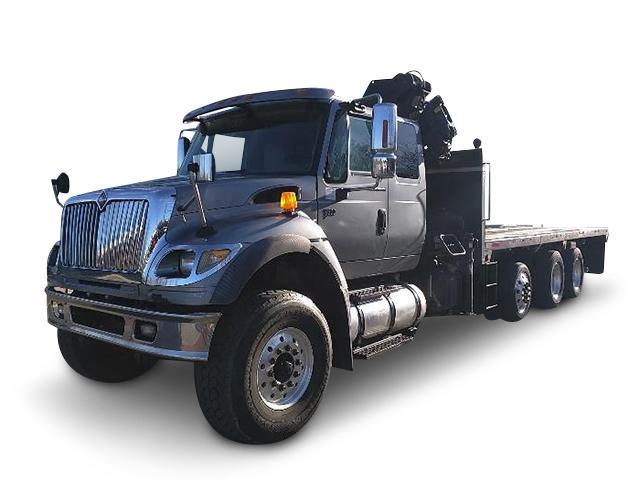 2006 International Workstar 7600  Crane Truck