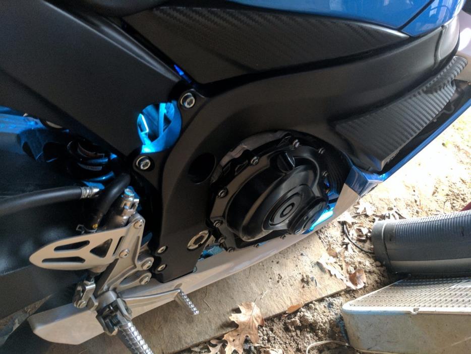 2014 Suzuki GSX-R 750