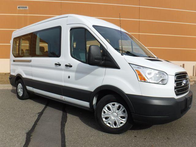 2015 Ford Transit-350 Xl Passenger  Cargo Van