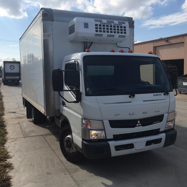 2014 Mitsubishi Fuso Fe180  Food Truck