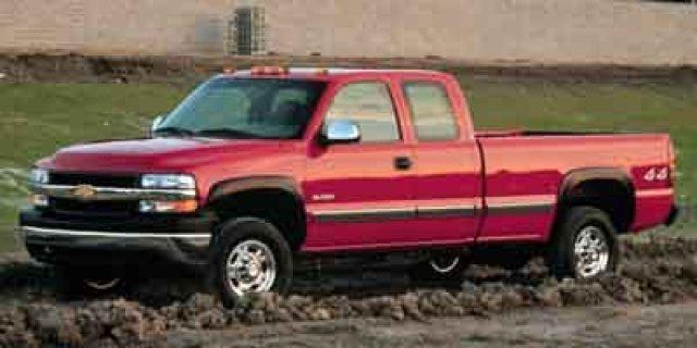 2001 Chevrolet Silverado 2500hd Pickup Truck
