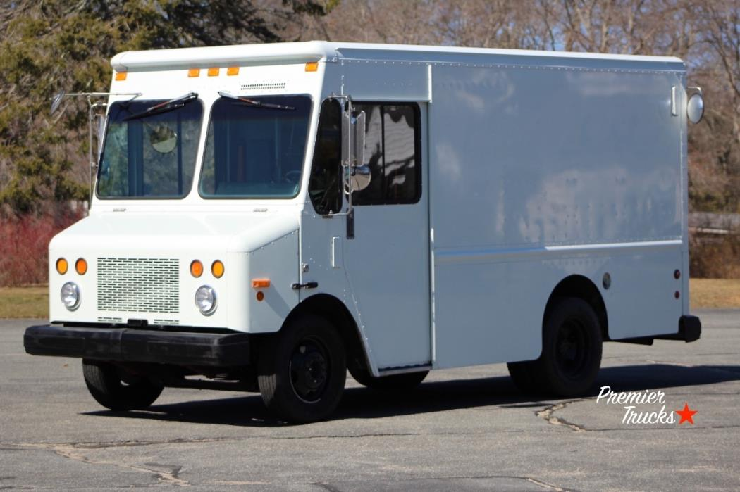 2002 Workhorse Step Van  Stepvan