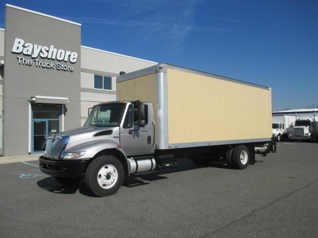 2011 International 4400  Cargo Van