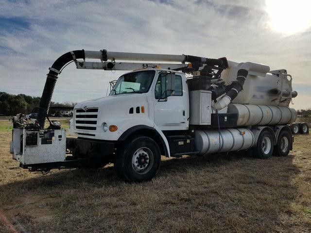 2000 Sterling L7501 Sewer Trucks