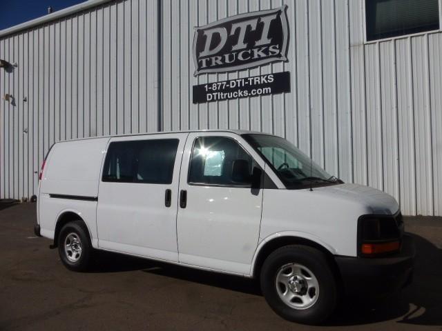 2008 Chevrolet Express G1500  Cargo Van