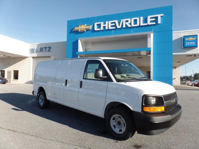 2017 Chevrolet Express Cargo  Cargo Van