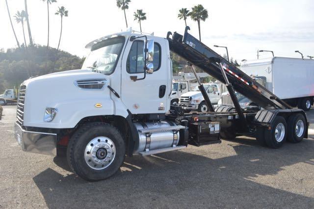2012 Freightliner 114 Sd Garbage Truck