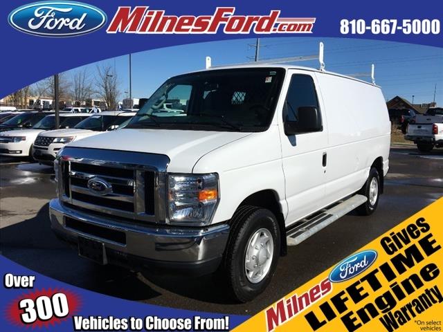 2014 Ford E-Series Cargo  Cargo Van