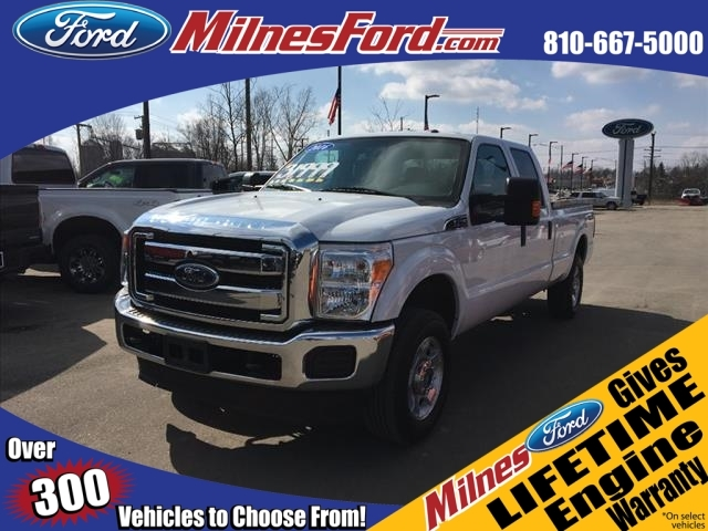 2016 Ford F-250 Super Duty  Pickup Truck