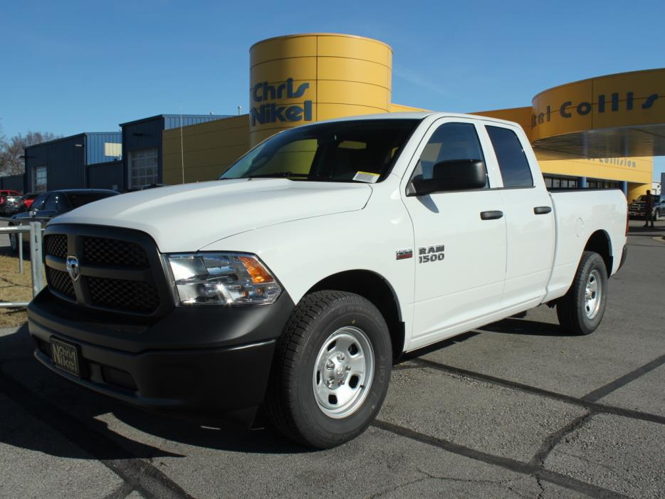 2017 Ram 1500 Tradesman  Mechanics Truck