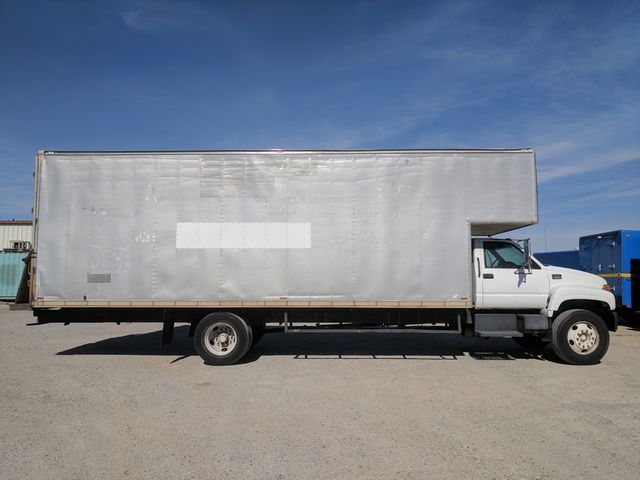 1999 Gmc C6500  Box Truck - Straight Truck