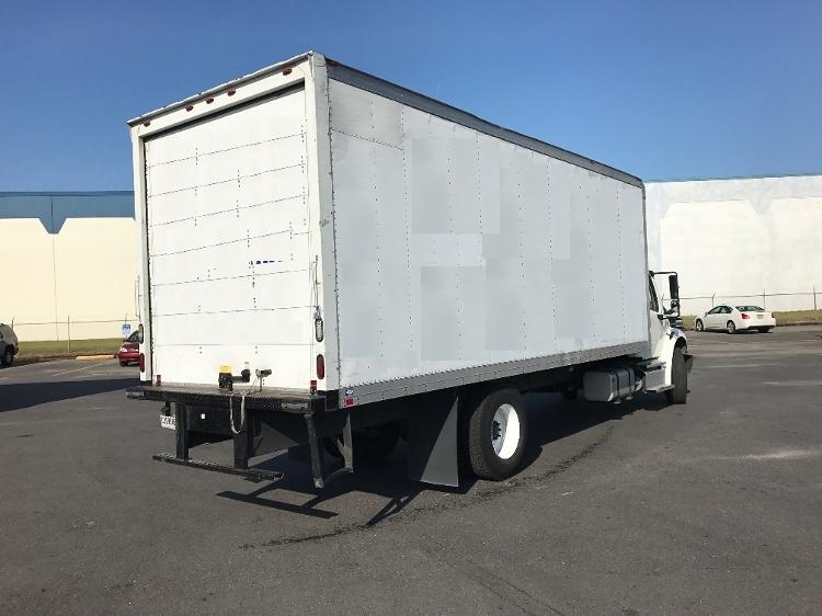 2013 Freightliner Business Class M2 106 Box Truck - Straight Truck, 2