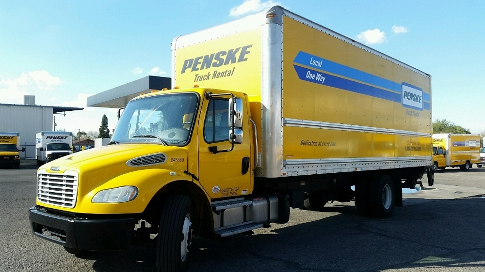 2013 Freightliner Business Class M2 106  Box Truck - Straight Truck