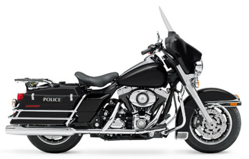 2008 Harley-Davidson Police & Fire FLHTP - Electra Glide Police