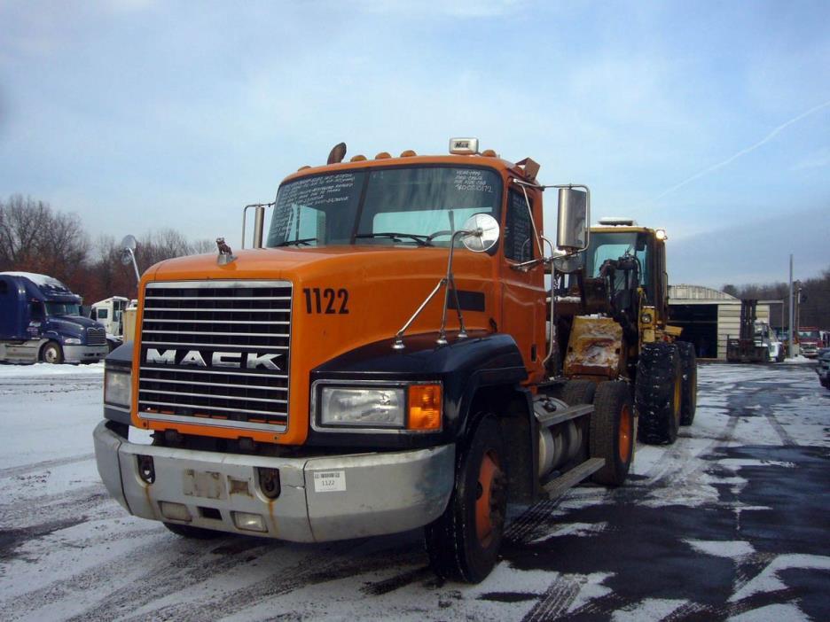 1999 Mack Ch612 Salvage Truck