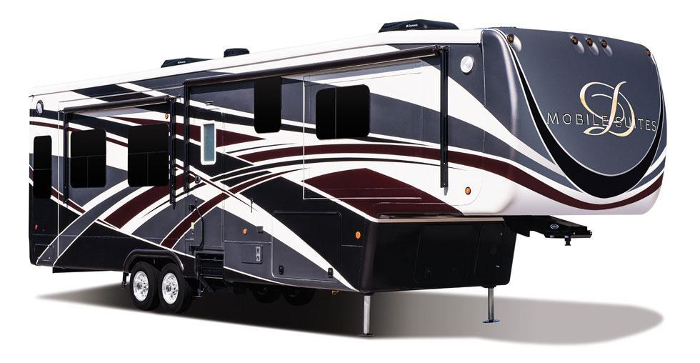 2018 DRV Mobile Suites MSA40