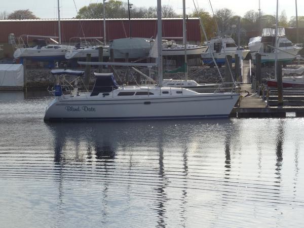 2003 Catalina 350, 1