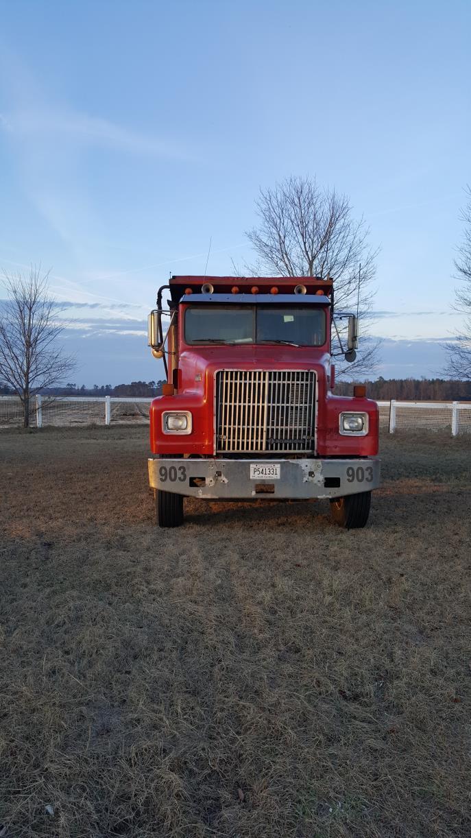 1996 International 5070 Dump Truck