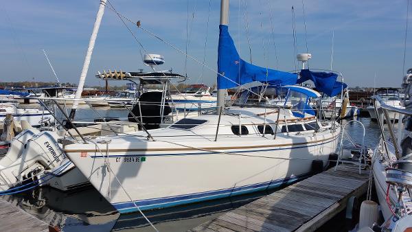 1988 Catalina 30 MkII, 1