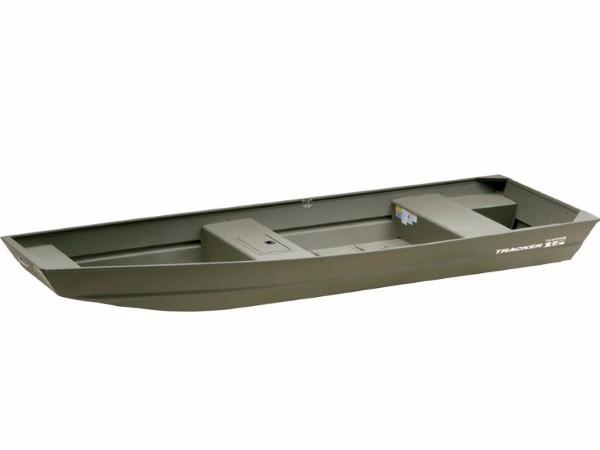 2016 TRACKER BOATS Topper 1542 Riveted Jon